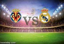 صورة نتيجة | مباراة ريال مدريد وفياريال اليوم 21-11-2020 بالدوري الإسباني