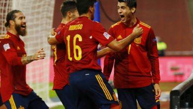 صورة إسبانيا تفوز على ألمانيا بسداسية نظيفة