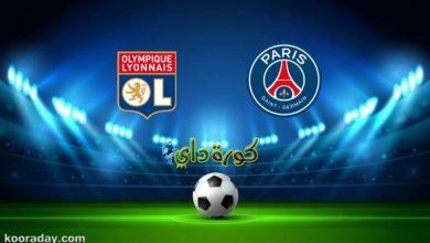 صورة نتيجة | مباراة باريس سان جيرمان وليون اليوم بالدوري الفرنسي