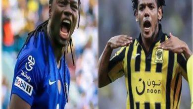 صورة التشكيلة المتوقعة لمباراة الهلال والإتحاد اليوم في كلاسيكو الدوري السعودي