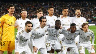 صورة تشكيلة ريال مدريد أمام إلتشي اليوم في الدوري الإسباني