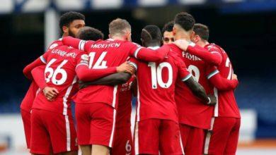صورة تشكيلة ليفربول أمام نيوكاسل يونايتد اليوم في الدوري الإنجليزي