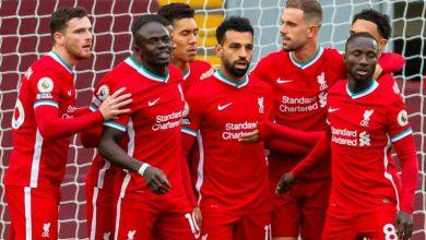 صورة تشكيلة ليفربول امام ميتييلاند اليوم في دوري أبطال أوروبا