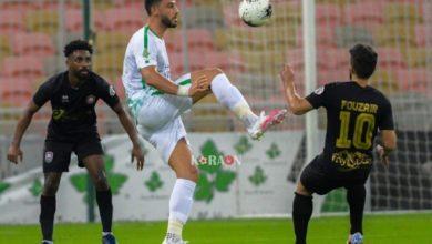 صورة تشكيلة مباراة الأهلي والرائد اليوم الدوري السعودي