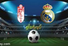 صورة موعد مباراة ريال مدريد وغرناطة بالدوري الأسباني والقنوات الناقلة