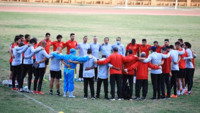صورة تشكيل الأهلي لمواجهة سونيديب في دوري أبطال أفريقيا