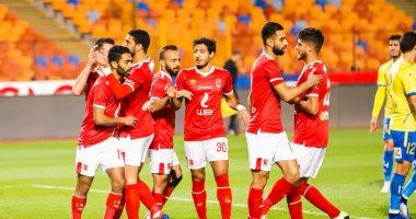 صورة تشكيلة الأهلي أمام المقاولون العرب في مباراة اليوم