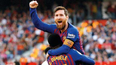 صورة تشكيلة برشلونة أمام إلتشي في مباراة اليوم