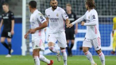 صورة تشكيلة ريال مدريد أمام ليفانتي في مباراة اليوم