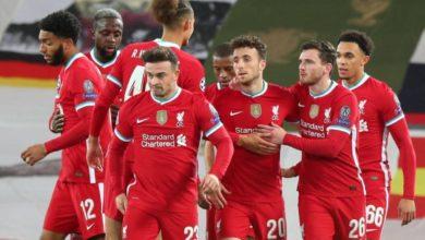 صورة تشكيلة ليفربول أمام ساوثهامبتون في مباراة اليوم