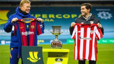 صورة تعرف على معلق مباراة برشلونة واتلتيك بلباو في نهائي كأس السوبر الإسباني