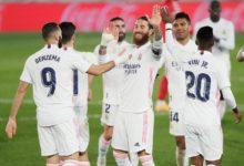 صورة قائمة ريال مدريد لمباراة ألكويانو في كأس ملك إسبانيا