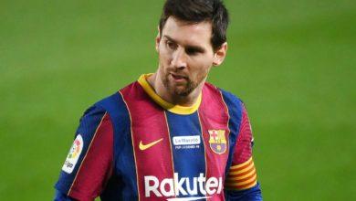صورة ريفالدو: برشلونة أخطأ بعدم بيع ميسي