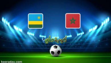 صورة مشاهدة مباراة المغرب ورواندا بث مباشر اليوم في كأس أمم أفريقيا للمحليين