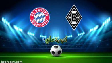 صورة مشاهدة مباراة بايرن ميونخ وبوروسيا مونشنغلادباخ بث مباشر اليوم 8 يناير 2021 بالدوري الألماني