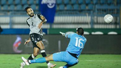 صورة الأهلي يعتلي قمة ترتيب الدوري المصري بعد الفوز علي سيراميكا كليوباترا