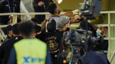 صورة عقوبات قاسية في إنتظار حارس مرمى الأهلي بعد أحداث مباراة القادسية