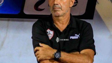 صورة بعد اعتلاء صدارة الدوري المصري الممتاز مدرب الزمالك يمدح اللاعبون بشدة