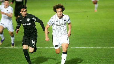 صورة عمرو وردة شارك أساسيا في فوز باوك بثلاثية في الدوري اليوناني
