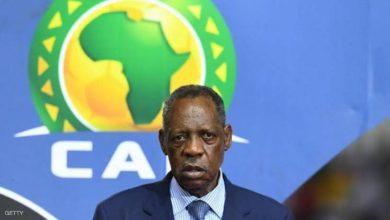 صورة عيسي حياتو رئيساً فخريًا لدي الإتحاد الأفريقي لكرة القدم
