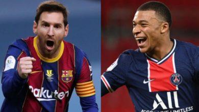 صورة التشكيلة المتوقعة لمباراة برشلونة وباريس سان جيرمان اليوم