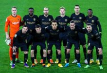 صورة تشكيلة برشلونة ضد اشبيلية في مباراة اليوم