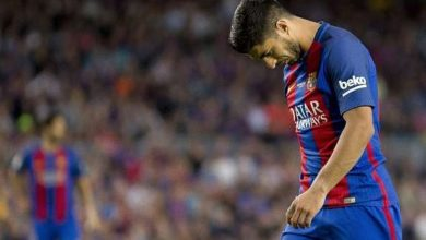 صورة سواريز: لقد طردني برشلونة