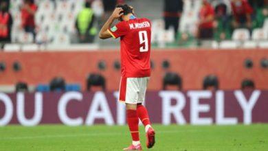 صورة مروان محسن يتعرض للإصابة وقد يغيب عن مباراة سيمبا