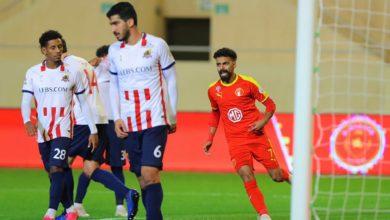 صورة الشباب و الأهلي يتنافسان على ضم هداف نادي القادسية