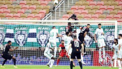 صورة أرقام قبل مواجهة الشباب والأهلي في كأس الأمير محمد بن سلمان للمحترفين
