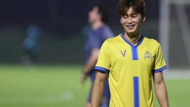صورة الكوري كيم خارج قائمة النصر حتي نهاية الموسم
