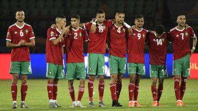 صورة منتخب المغرب يتعادل مع موريتانيا سلبيًا ويتأهل لكأس الأمم