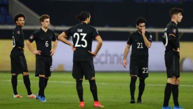 صورة تشكيلة ألمانيا ضد شمال مقدونيا في تصفيات كأس العالم