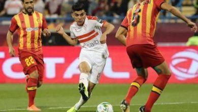 صورة تشكيلة الزمالك ضد الترجي التونسي في مباراة اليوم