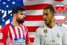صورة تشكيلة ريال مدريد ضد أتلتيكو مدريد في مباراة اليوم