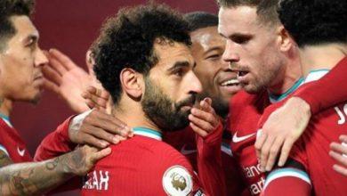 صورة تشكيلة ليفربول ضد لايبزيج في مباراة اليوم