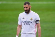 صورة بنزيمة يستعد للمشاركة ضد أتلتيكو مدريد