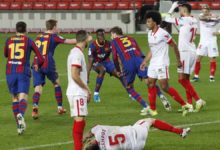 صورة برشلونة ينتقم من إشبيلية ويهزمه بالثلاثة في كأس ملك إسبانيا