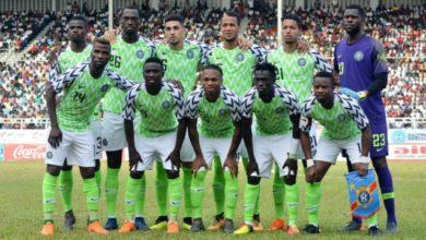 صورة تشيكلة نيجيريا المتوقعة ضد بنين بتصيفات كأس الأمم الأفريقية