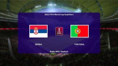صورة تعرف على موعد مباراة البرتغال و صربيا والمعلق التشكيلة المتوقعة للبرتغال