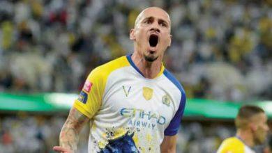 صورة الكشف عن موعد مايكون لاعب النصر إلى الرياض