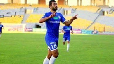صورة الأهلي يسعى لضم حسام حسن لاعب سموحة