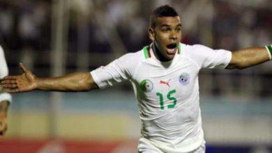 صورة العربي هلال سوداني في قائمة الجزائر