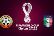 صورة موعد مباراة إيطاليا و بلغاريا القادمة في تصفيات كأس العالم والقنوات الناقلة