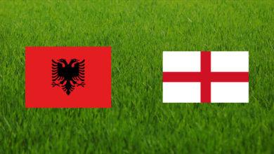 صورة موعد مباراة إنجلترا وألبانيا القادمة في تصفيات كأس العالم والقنوات الناقلة
