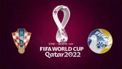 صورة موعد مباراة كرواتيا وقبرص في التصفيات المؤهلة لكأس العالم والقنوات الناقلة