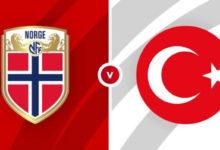 صورة موعد مباراة النرويج وتركيا في تصفيات كأس العالم القنوات الناقلة