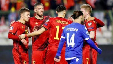 صورة تعرف على معلق مباراة بلجيكا و بيلاروسيا والقنوات الناقلة