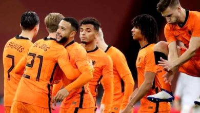 صورة تعرف على معلق مباراة هولندا وجبل طارق والقنوات الناقلة