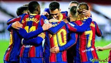 صورة تشكيلة برشلونة وريال مدريد المتوقعة في الكلاسيكو